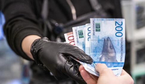 Image: Lov å ta ut alle sparepengene?