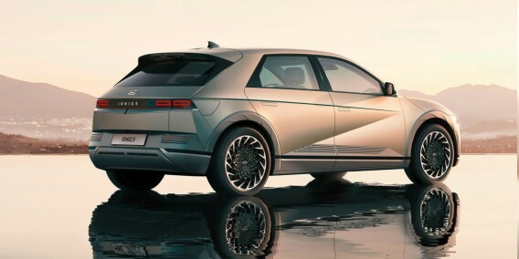 Image: Årets frekkeste elbil på plass