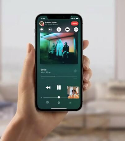 Image: Flust av nye iPhone-funksjoner