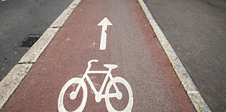 Image: Sykler du på riktig side?