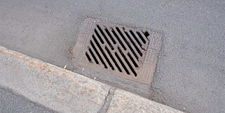 Image: Ikke hell ut såpevannet her