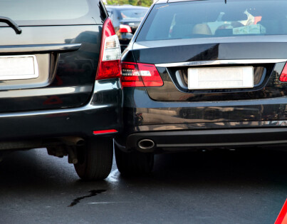 Image: Halvparten parkerer feil vei