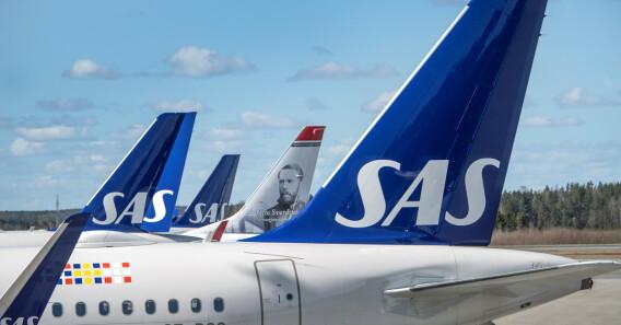 Image: – SAS skylder kundene millioner