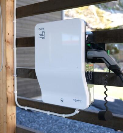 Image: Nye byggeregler: Må være «ladeklare»