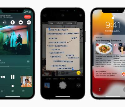 Image: iPhone-brukere går glipp av funksjoner