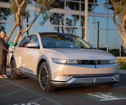 Image: Bilene som lader raskest