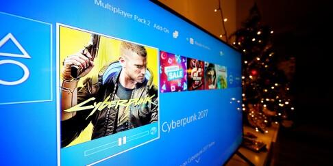 Image: Tilbake på PlayStation