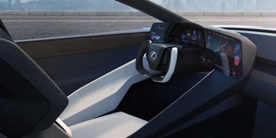Image: Supertøff elbil med fly-teknologi