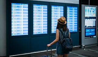 Image: 1 av 4 Oslobeboere skal reise utenlands