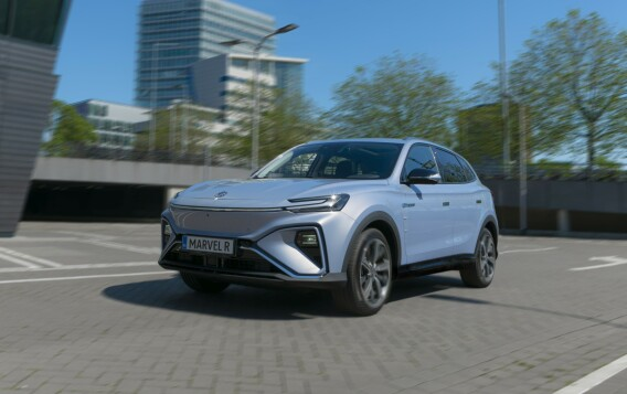 Image: Ny, spennende SUV