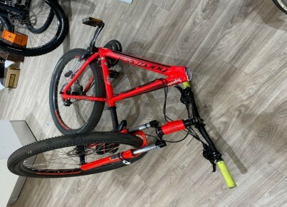 Image: – Ikke bruk syklene