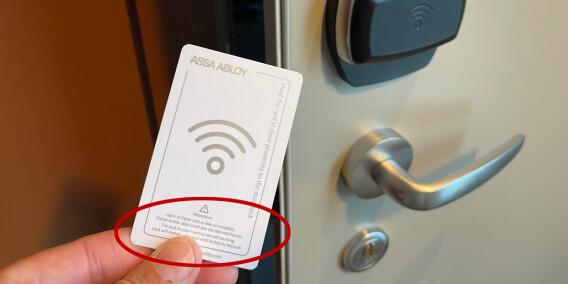 Image: Hotelltabben kan bli kostbar