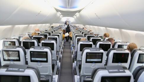 Image: De sju verste setene i flyet