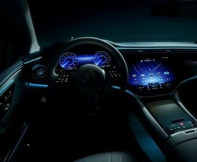Image: Luksus-elbil for folk flest