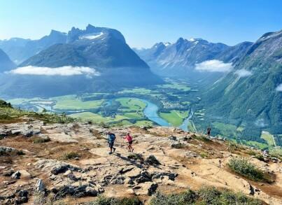 Image: Magiske fjellturer - uten bil
