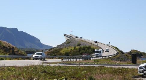Image: Nordmenn satte rekord