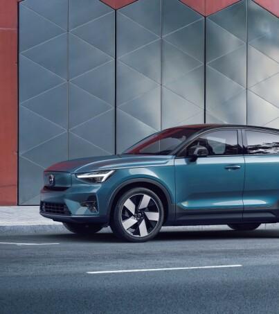 Image: Nå: Volvos lanserer sporty elbil i Norge