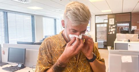 Image: Sjefen kan nekte deg å være syk