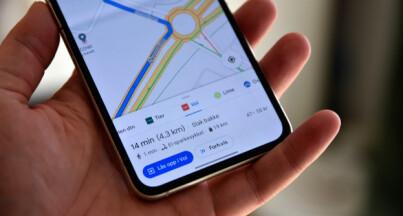 Image: Se hva Google Maps gjør nå