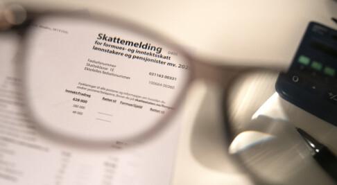 Image: Få utnytter fullt lovlig «skattehull»