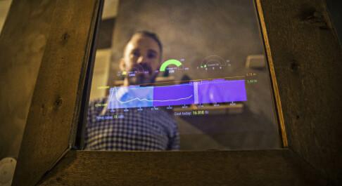 Image: Spør speilet om billig strøm