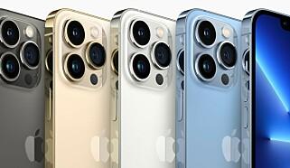 Image: 4–5 ukers ventetid hos Apple