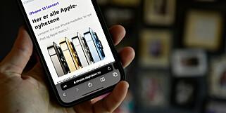 Image: I kveld blir iPhone «ny»