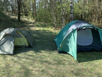 Image: Ikke velg feil type telt