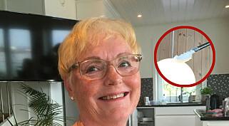 Image: Norsk dings hjalp Cecilie (68) å puste