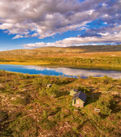 Image: Gratis hytteferie i høst