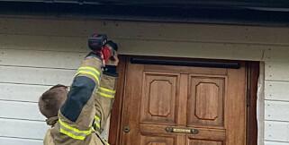 Image: Måtte sages ut av boligen