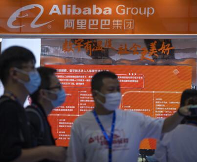 Image: Kina-butikker presses