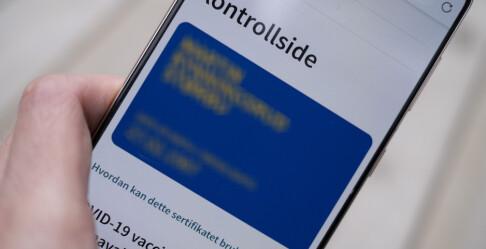 Image: Innfører innreisekarantene