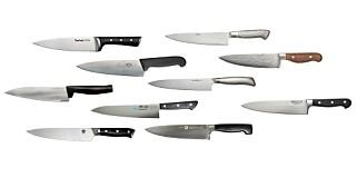 Image: Test: Den skarpeste kniven i skuffen