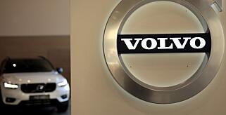 Image: Skjult melding avslørte Volvo