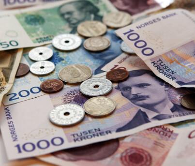 Image: Finn frem gamle sedler